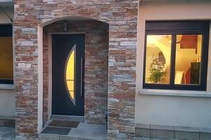 installation de portes d'entrée à Sartrouville